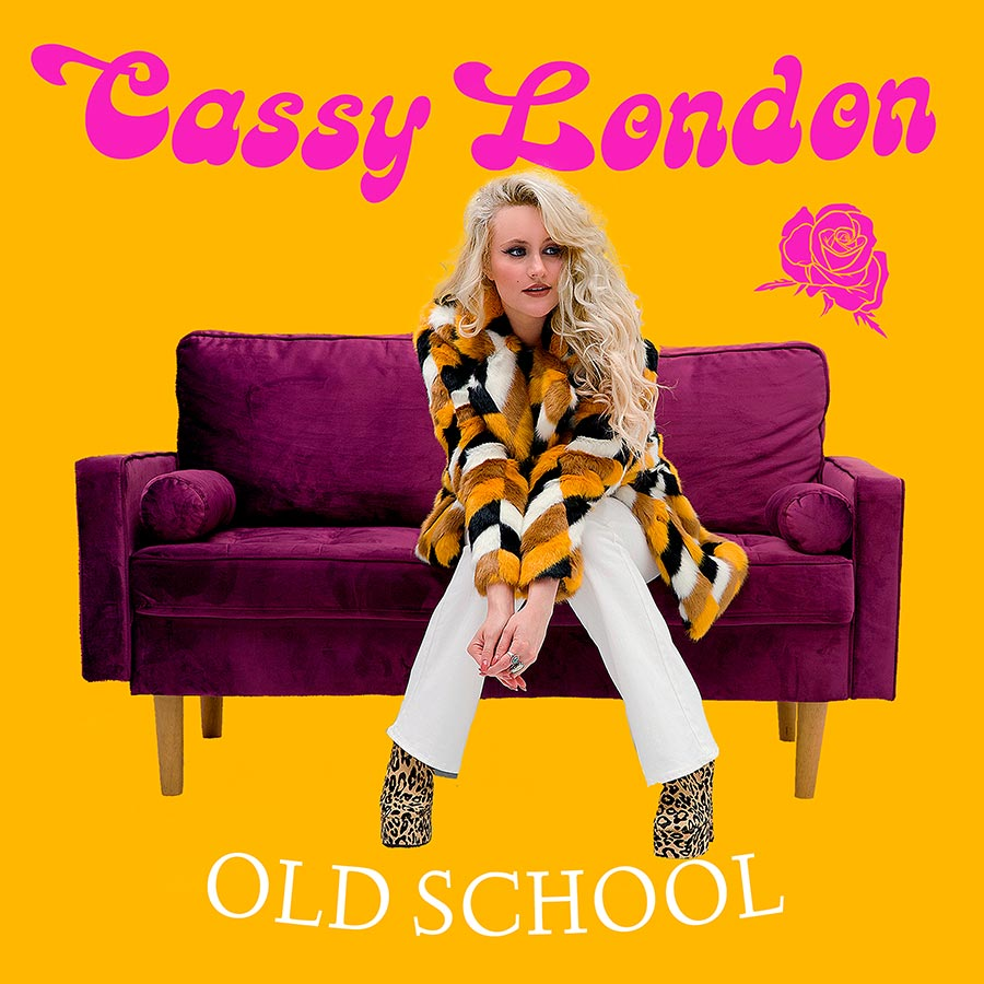 Cassy London - Old School cover art